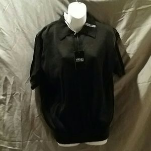 Nwt Men's Versace classic Polo shirt